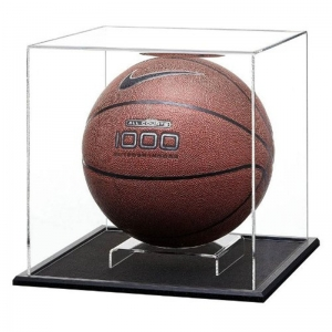 Maßgeschneiderte Acryl Basketball-Display-Box