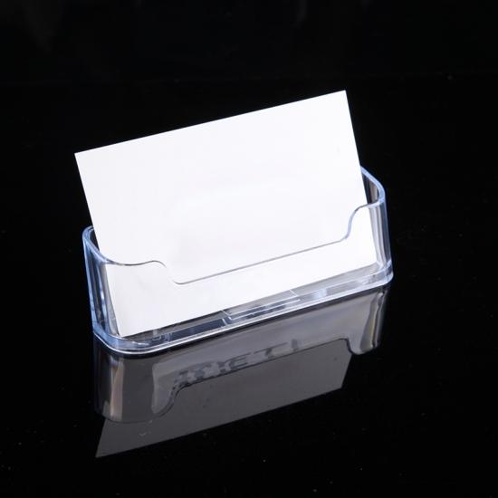 Fabrik Preis Visitenkartenbox Aus Klarem Acryl Für Das Büro