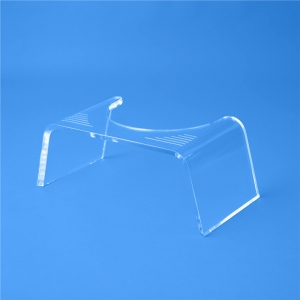 Plexiglas Slim Ghost Hocker
